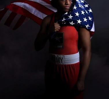 American Military Olympic Athletes