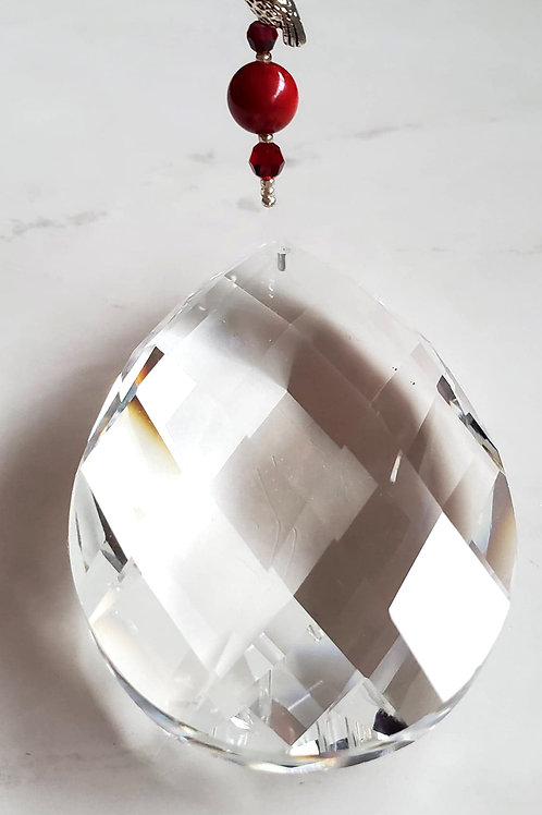 Reflections of Light Hanging Crystal L
