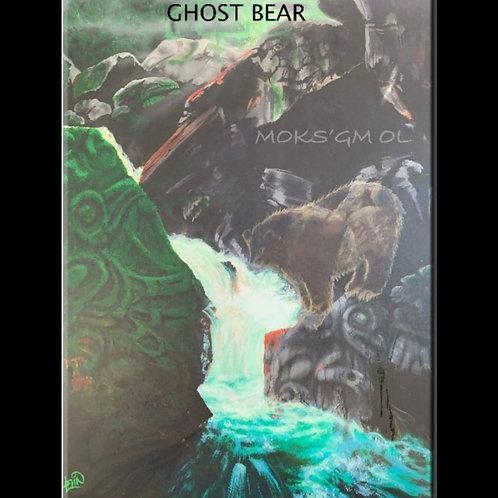 Spirit Bear by Bill Helin