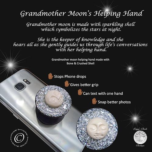 Grandmother Moon's Helping Hand - Iridescent