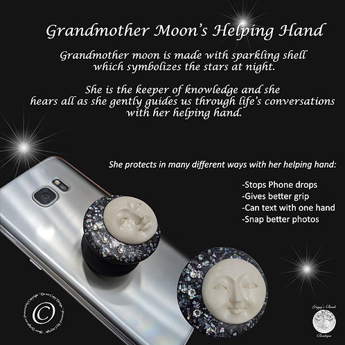 Grandmother Moon's Helping Hand