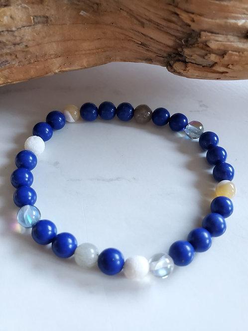 Mixed Gems Bracelet