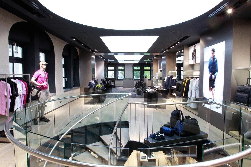 BV Porsche Design Store München
