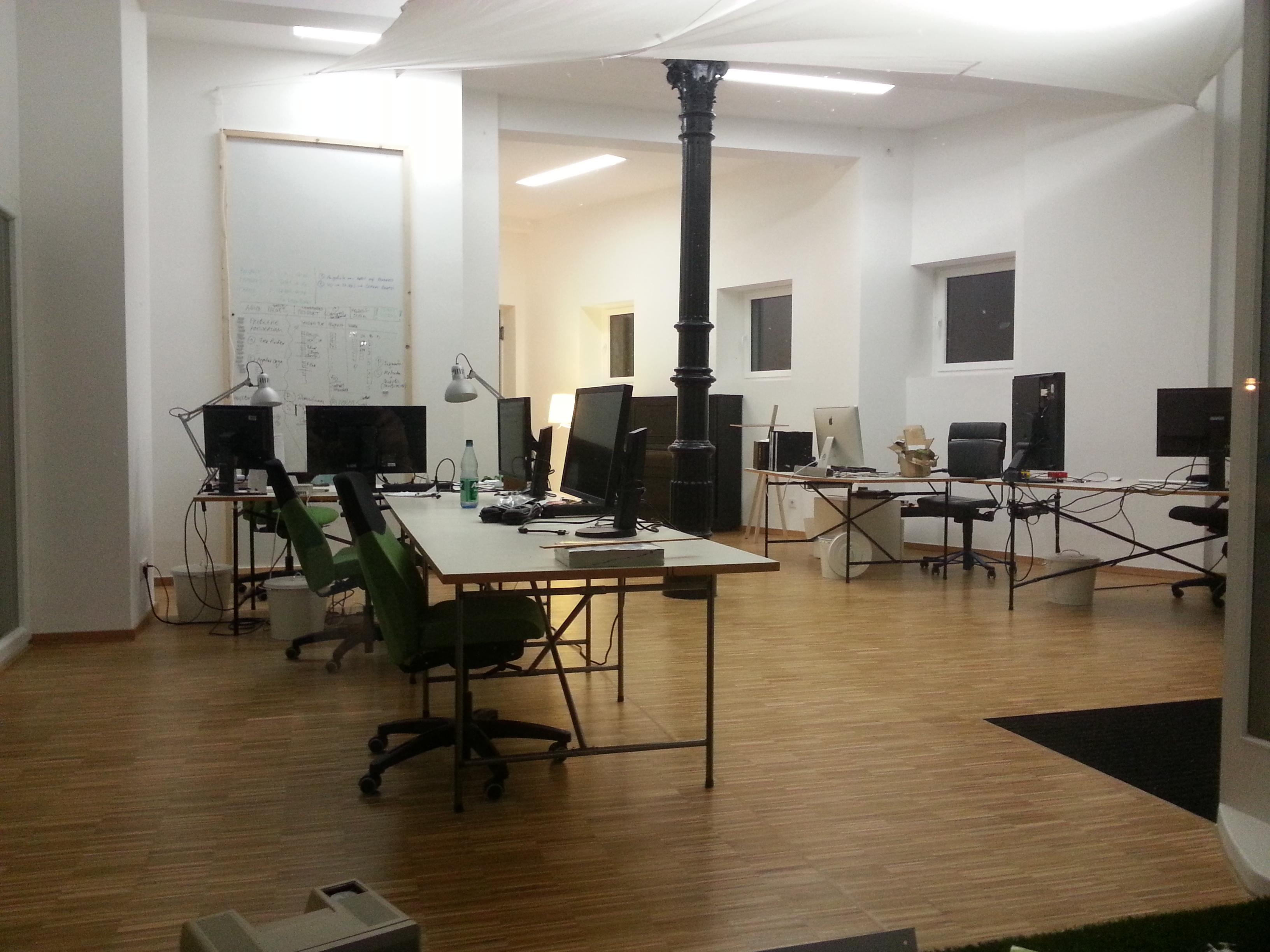 BV Gemeinschaftsbüro Darmstadt