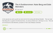 Dale Meinders on the 4 Outdoorsmen.png