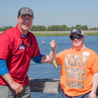 Fraser Fishing Picnic 6/2019