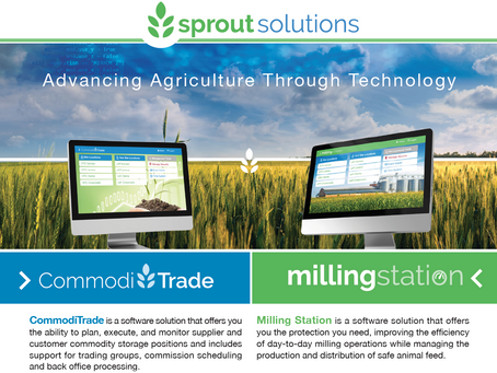 Sprout Solutions Launch Completed!