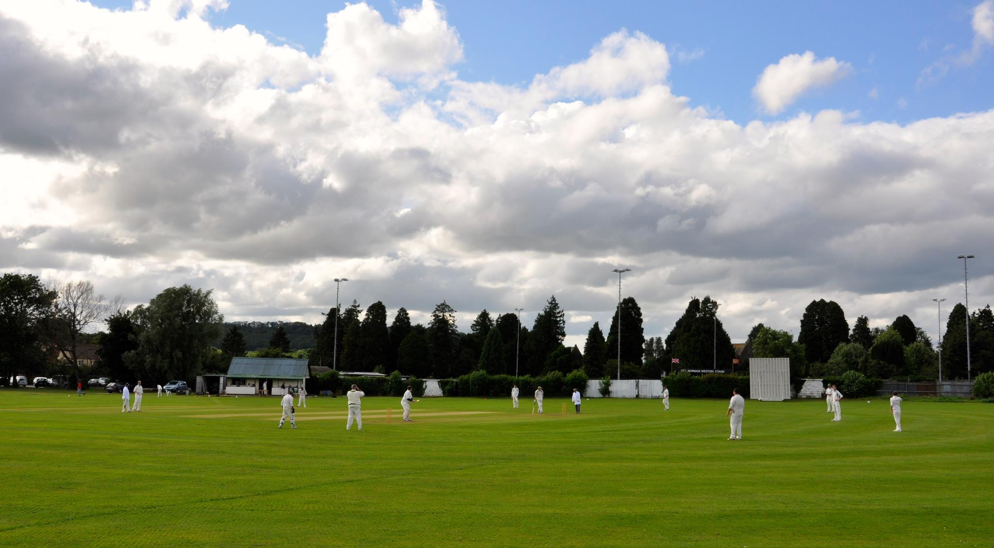 Ledbury CC's old ground