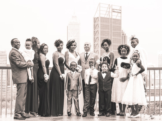 Sarah's Wedding Ceremony