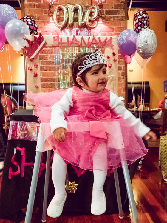 Priyanka's Daughter's 1st Birthday Party