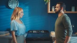 Panasonic impacta jovens que acabam de sair de casa em sua nova campanha de máquina de lavar