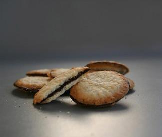 Cookies med 5 ingredienser