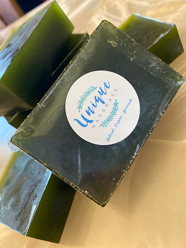 Matcha Green tea + Aloe Vera + Eucalyptus