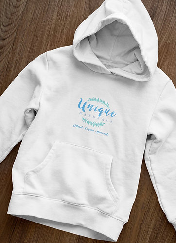 Unique Naturals support Hoodie