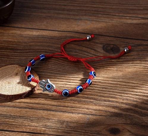 Evil Eye & Hamsa Bracelet