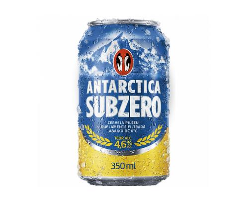 Cerveja Antarctica Lata 350ml