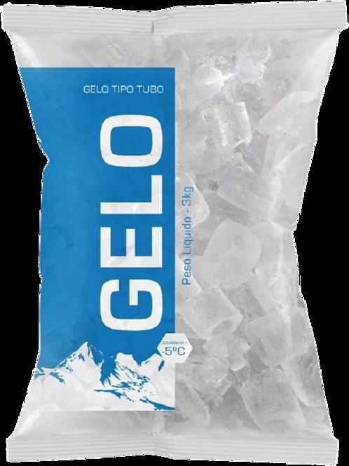 Gelo Tipo Cubos 2kg