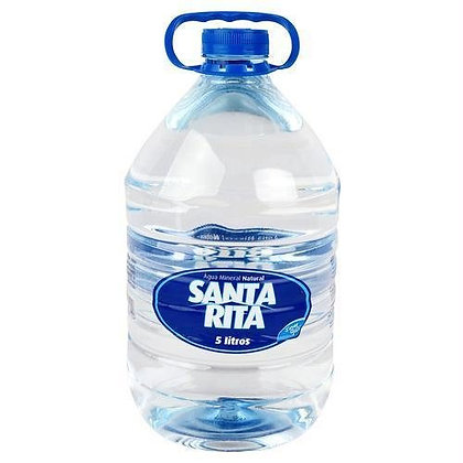 Mineral Santa Rita 5L