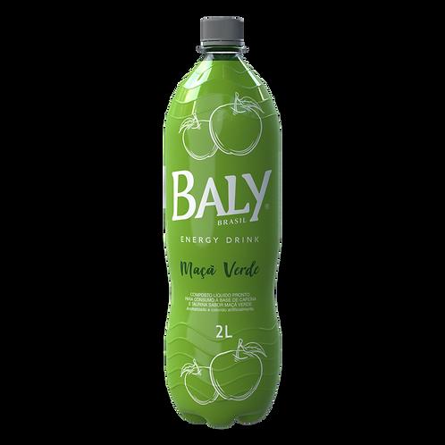 Energético Maçã Verde Baly 2 L