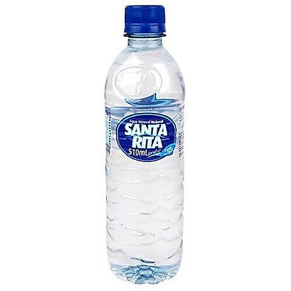 Agua Santa Rita sem Gás 510ml