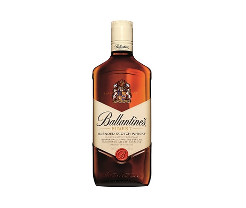 Escoces Blended Finest Ballantines 750ml