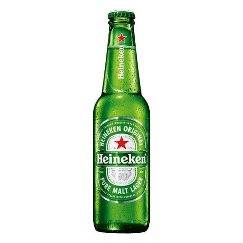 Cerveja Lager Heineken Long Neck 330ml