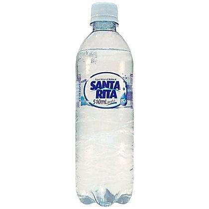 Agua Santa Rita com Gas 510ml