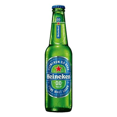 Cerveja Heineken Zero Long Neck 330ml