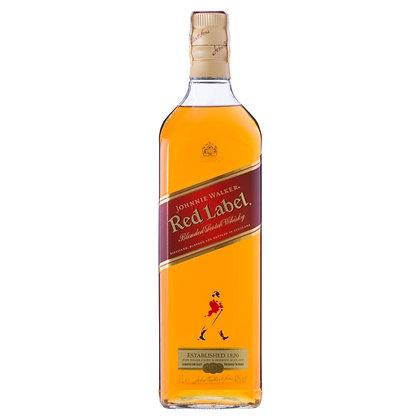 Escoces Blended Red Label Johnnie Walker 1L