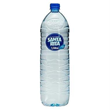 Agua Santa Rita sem Gás 1,5L
