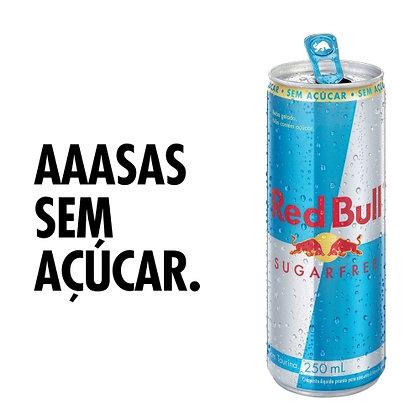 Energético Zero Açúcar Red Bull 250ml