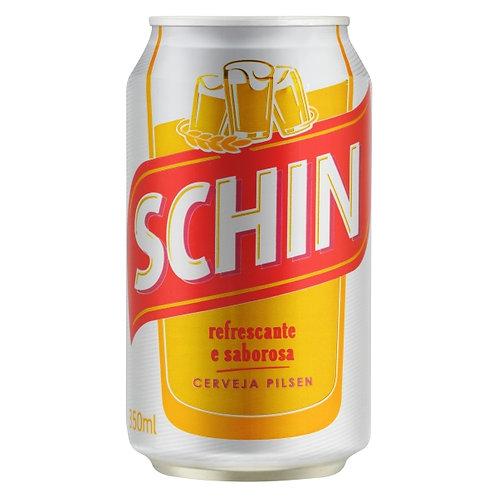 Cerveja Schin Pilsen 350ml