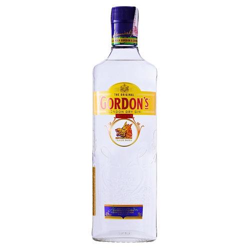 Gin London Dry Gordons 750ml