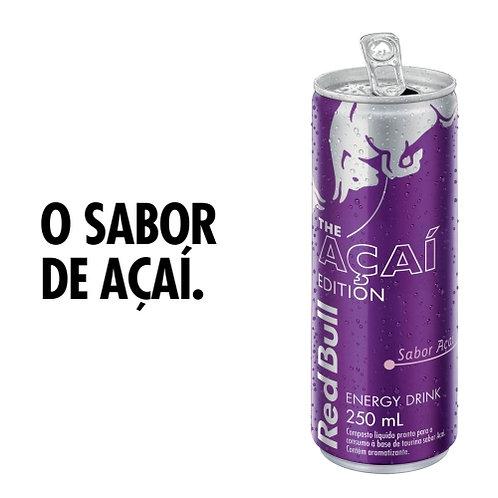 Energético Açaí Red Bull Lata 250ml