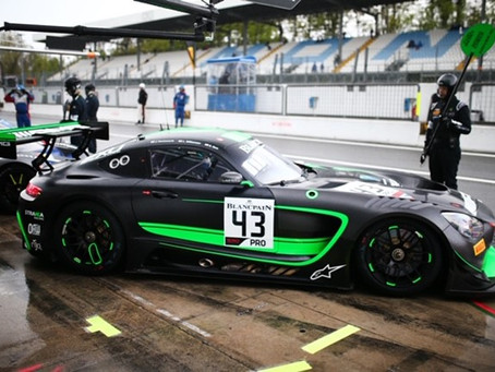 Puncture and safety car disrupt Strakka's charge at Monza