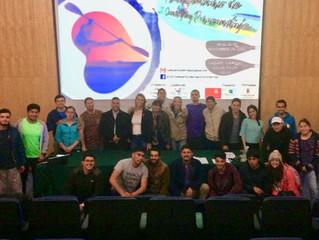 Exitoso seminario de canotaje y paracanotaje se realizó en Valdivia