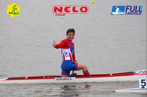 Nicolas Vergara - Canoa