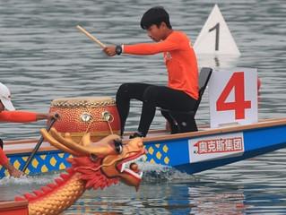 Tripulaciones chinas dominan la copa del mundo de ICF Dragon Boat