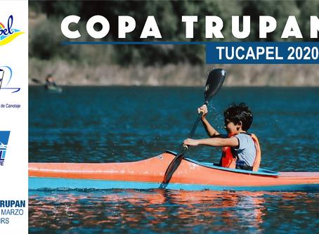 Tucapel recibirá sobre un centenar de canotistas en las aguas de la Laguna Trupan