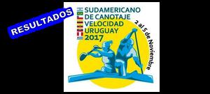 Resultados Sudamericano de Canotaje Uruguay 2017