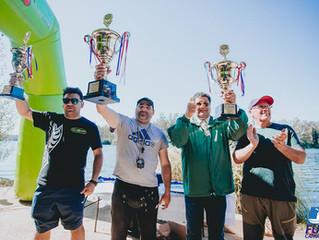 Club Náutico Biobio es el campeón por equipos del Campeonato Nacional de canotaje de adultos 2018