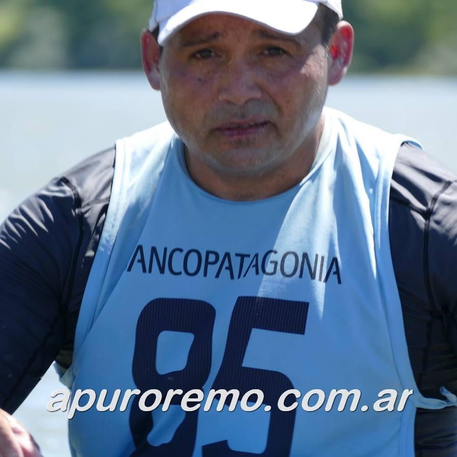 Rodrigo González - Canotaje Talca