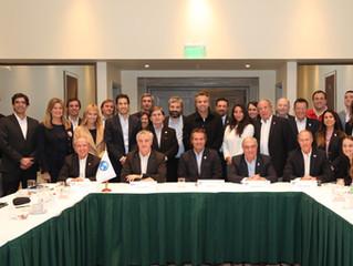 Panamsports realiza primer seminario de orientación de los Juegos Panamericanos #Santiago2023