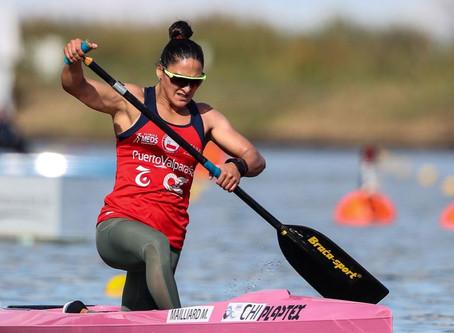 María José Mailliard logró una histórica medalla en la Copa del Mundo de Szeged, Hungría