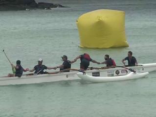 Canotaje Polinésico logró un segundo y tercer lugar en el Aloha Spirit Festival Brasil 2018