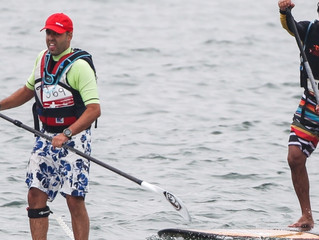 ICF sigue presionando por la resolución Stand Up Paddling