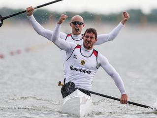 Copa del Mundo de Szeged, Hungría 2021, dejó magnificas carreras de velocidad