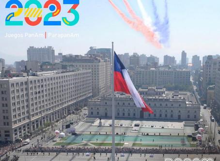 Comienza la cuenta regresiva atrás de tres años para los Juegos Panamericanos de Santiago 2023