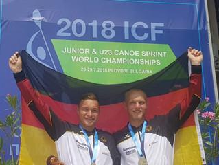 Jensen Treble y cinco húngaros terminan increíbles 2018 U23 y Juniors