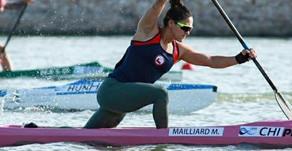 María José Mailliard logró pase directo a la gran final en C1, misma situación en C2 junto a Karen R